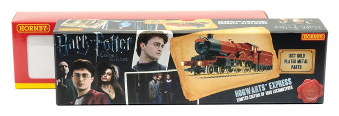 Hornby (China) R3082 (limited edition) Harry Potter