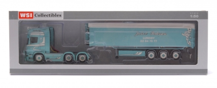 WSI Collectables a boxed No.01-1360 Jacob Pedersen Scania R(6)