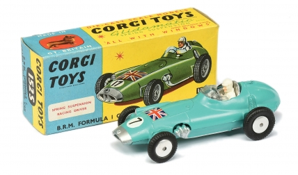 Corgi No.152S BRM Formula 1 Grand Prix Racing Car