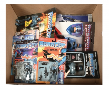 Robocop Collectables x Seven