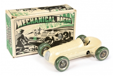 "Mettoy (UK) No.830 diecast ""Mechanical Racer"""