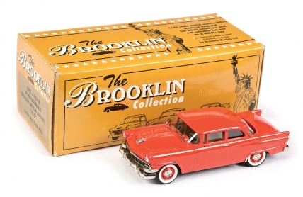 Brooklin Models No.BRKX4 1956 Ford Mainline Dealer Special Model