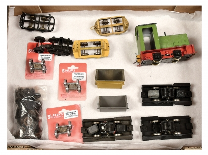 Lima/Slaters and other commercial manufacturers O Gauge group