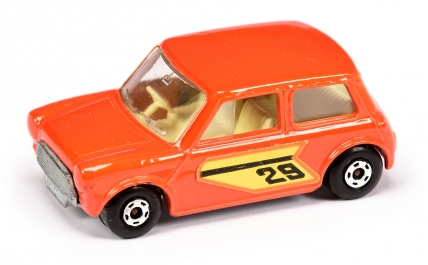 Matchbox Superfast 29b Racing Mini
