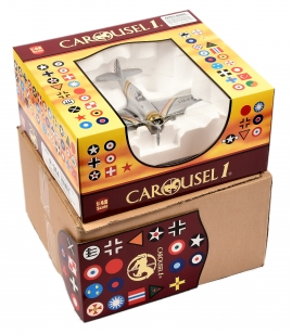 Carousel 1/48th scale 6123 United States Army Air Corps P-36A