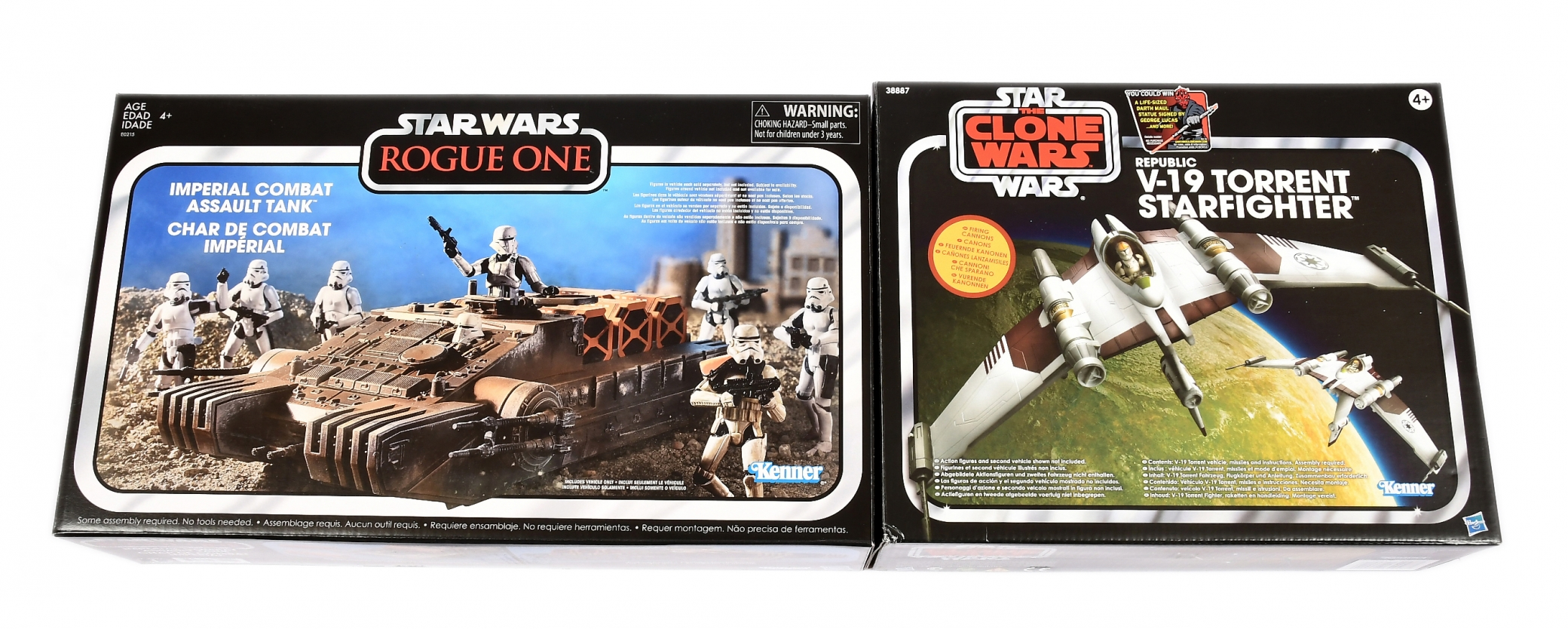 Hasbro Star Wars The Vintage Collection x two: